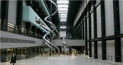 Tate modern a londra for Tate gallery di londra