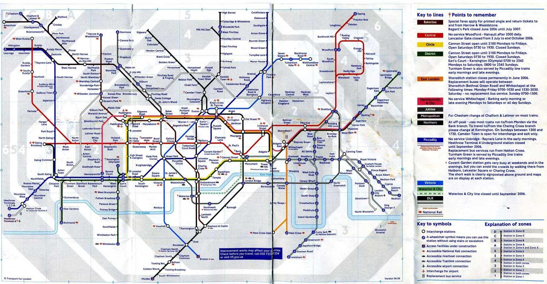 Cartina Londra Tube.Travelcards E Oyster Card Metropolitana Di Londra